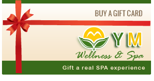 mississauga spa massage facial gift card